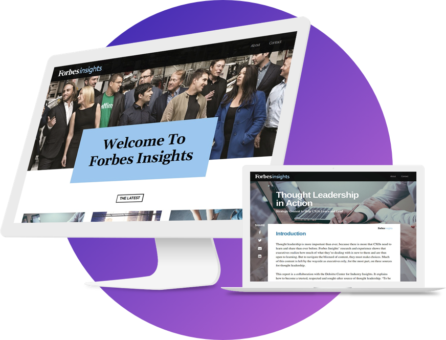 Forbes Insights Preview